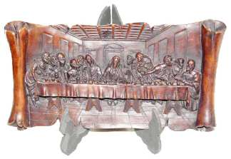 Last Supper Table Top Display