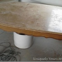 Another Vintage French Provincial Dining Table…