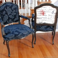 A Set of French Provincial Armchairs