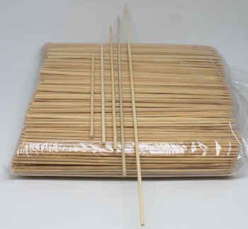 Round Bamboo Skewers