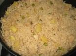 Chicken & Vegetable Rice