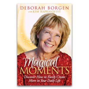 Book cover Magical Moments