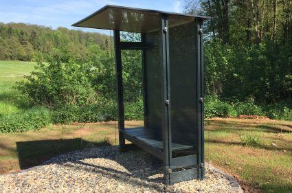 pergola - Bus shelter