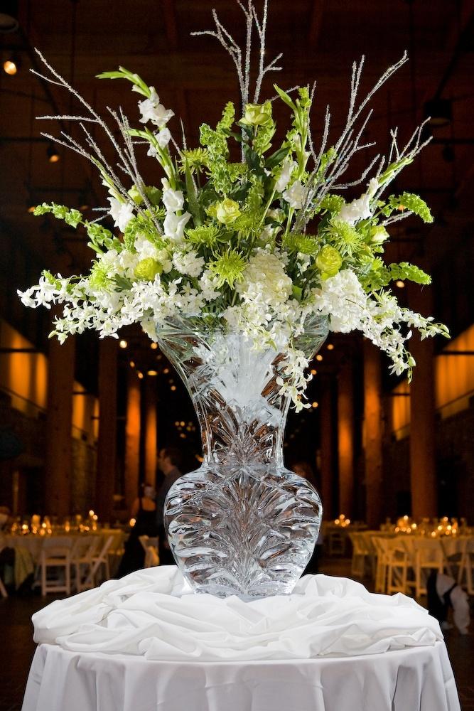 Black White Green And ICE Wedding Anniversary Ideas Unique Pastiche Events