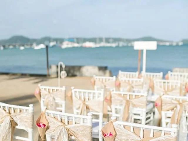 Beach Club Wedding F And M 10
