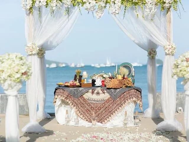 Beach Club Wedding F And M 21