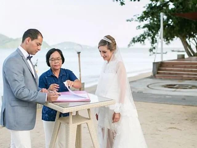Beach Club Wedding F And M 42