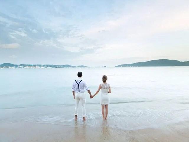 Beach Club Wedding F And M 49