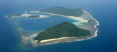 Bawah Islands-Riau Archipelago-links