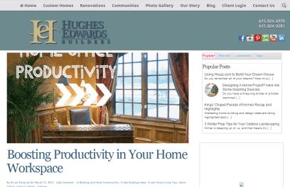 Luxury Home Builder Blog