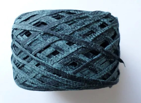 Denim-like Cotton Yarn