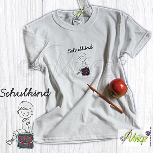 Schulkind-T-Shirt für Jungen