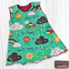 Sommerkleidchen fürs Enkelbaby