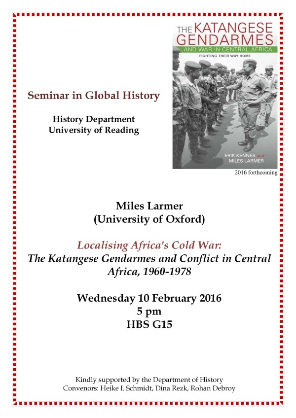 Reminder: Seminar in Global History, 10th February 2016 ...
