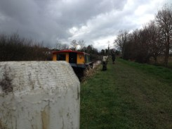 The Royal Canal towpath