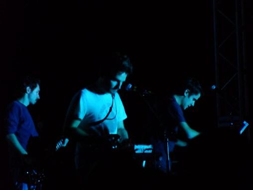 Fauve en concert à Metz le 6 octobre 2013. (photo : Léa Fox)