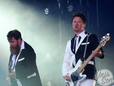 The Hives, Finsbury Park, London, 30 juin 2018. (photo: Léa Fochesato)