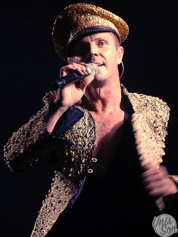Jake Shears, Electric Ballroom, London, 20/09/19 (photos: L. Fochesato)