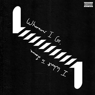 LFT Album Artwork - 'Wherever I Go, I Want To Leave'