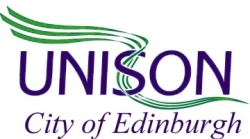UNISON City of Edinburgh