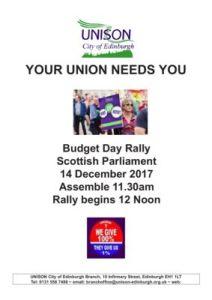 thumbnail of Budget Rally