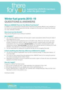 thumbnail of Final Winter Fuel Grant Q and A 2018 19