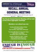 thumbnail of Aggregate AGM Recall Poster