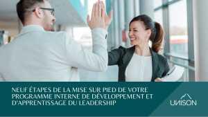 apprentissage du leadership