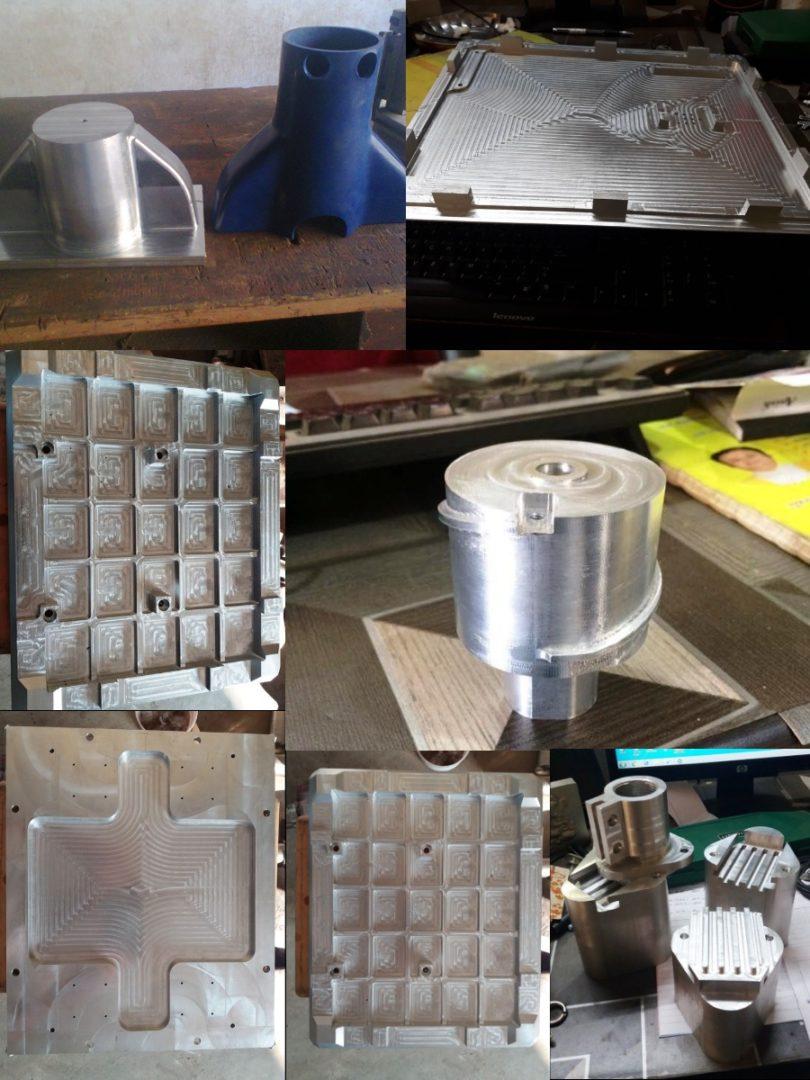 machining parts job work