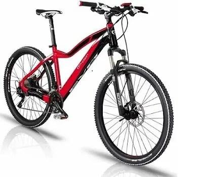 Велосипед BH E.Evol 27.5 Lite 24SP