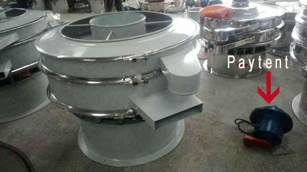 patented adjusted vibrating motor