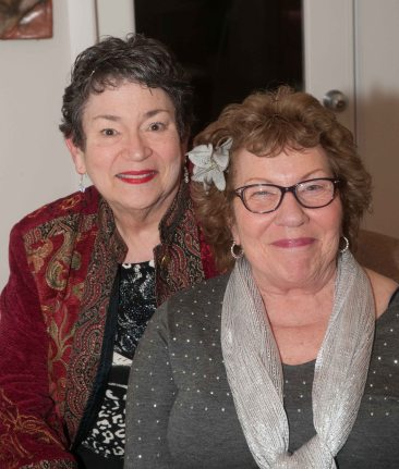 Sigrid and Evelyn