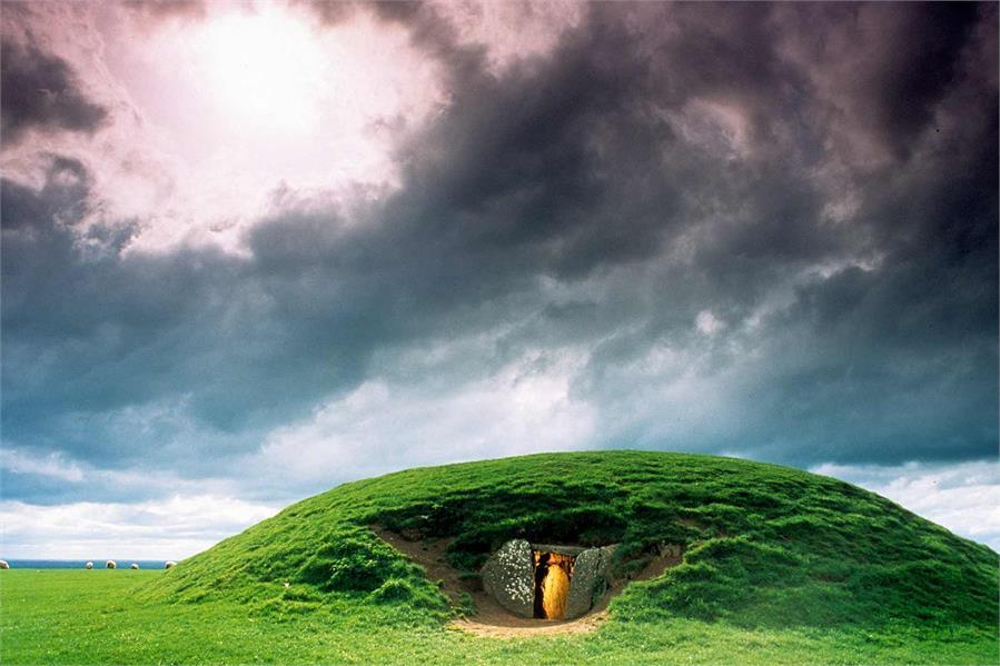 collina di tara Irlanda