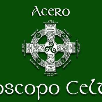 acero oroscopo celtico