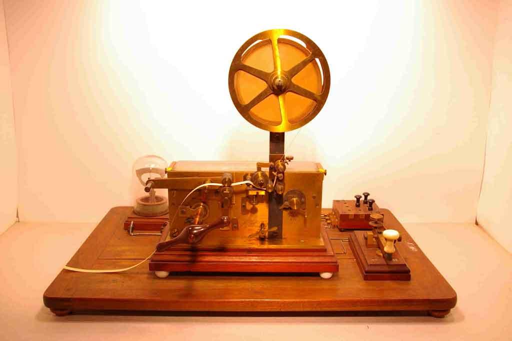 Stazione Telegrafica Morse