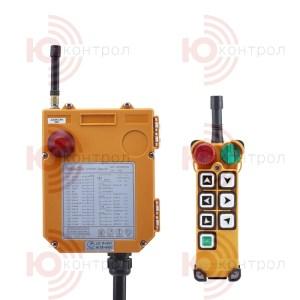 Радиоуправление краном F24-6D
