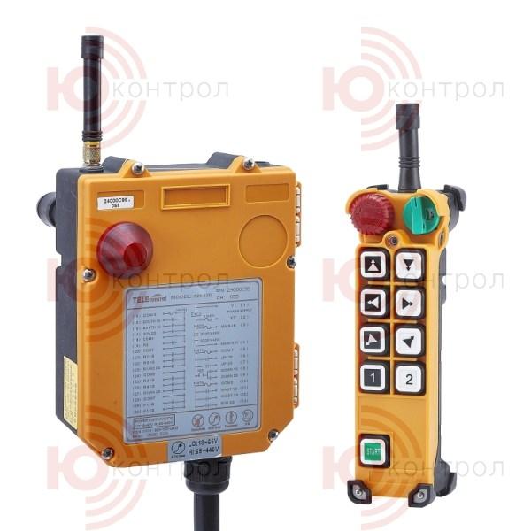 Радиоуправление краном F24-8D
