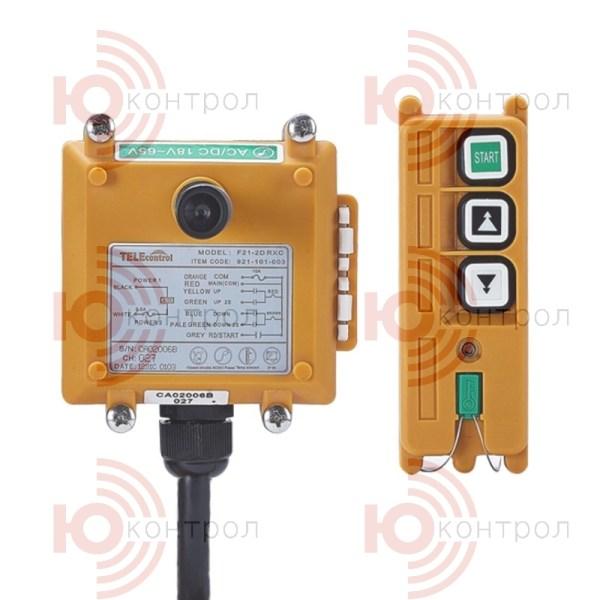 Радиоуправление краном F21-2D