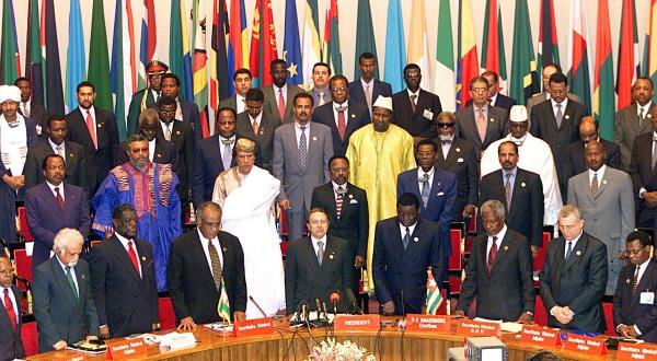 Sommet de l'Union africaine