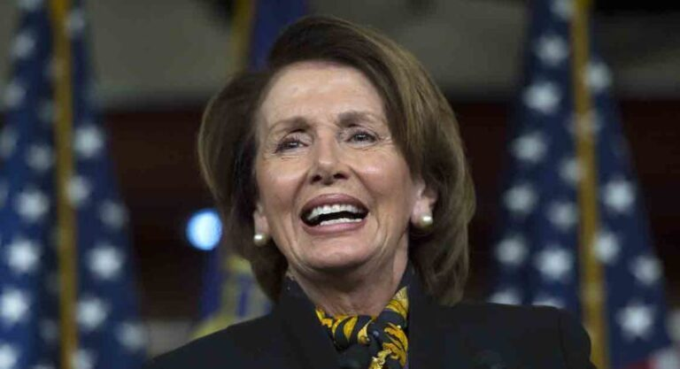 Pelosi Busted: Gives Facebook $180K For Advertisements All While Telling Advertisers To Boycott The Social Media 'Platform'