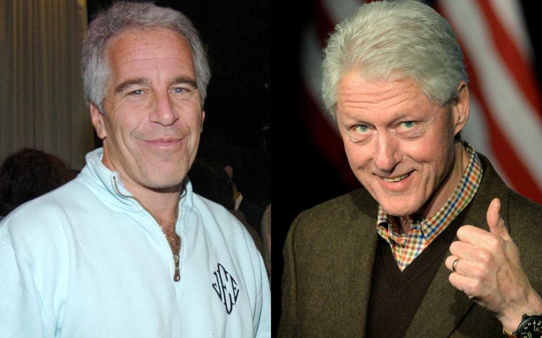 """Ghislaine Maxwell Documents Unsealed – Bill Clinton Was Reportedly on Epstein Island with Jeffrey Epstein, Maxwell and """"2 Young Girls"""", According to Documents"""