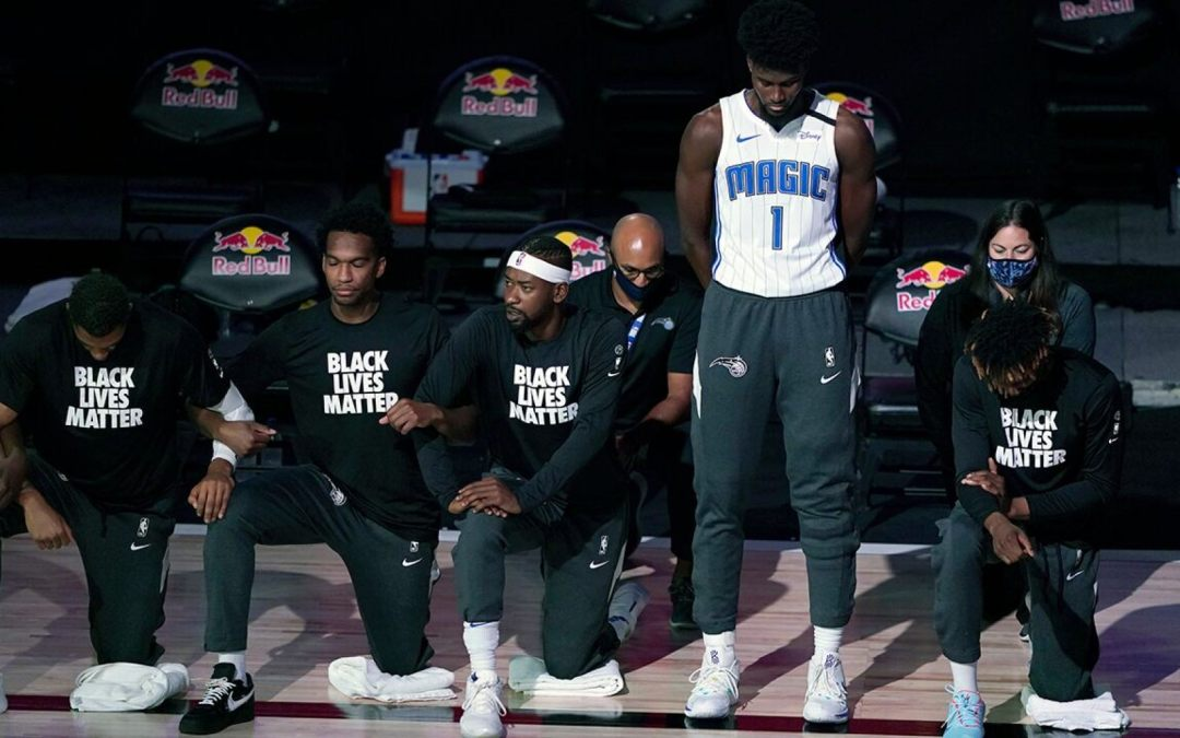 Tragic News For Magic's Jonathan Isaac, Who Stood For Our National Anthem While Others Knelt, Tears ACL
