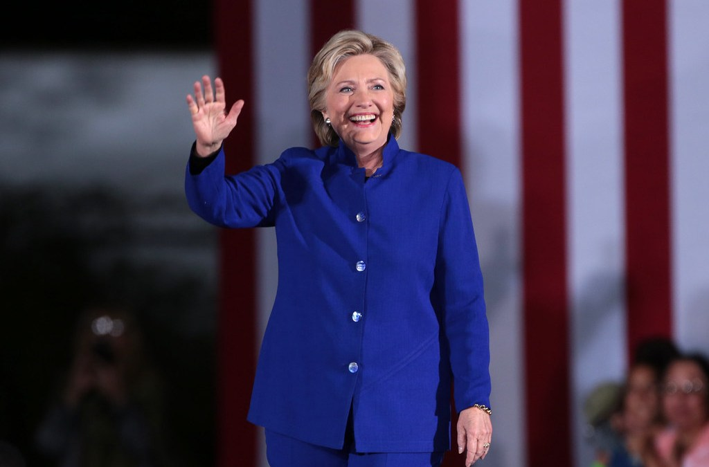 Hillary Clinton Will Be Voting as a New York Electoral College Member