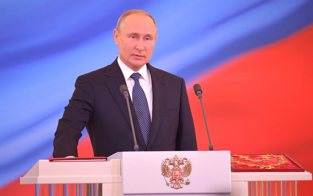 Putin Withholding Congratulations to U.S. Presidential-Elect
