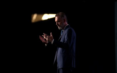 Employees Reportedly Cried Over Publisher's Decision to Print New Jordan Peterson Book