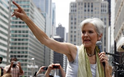 Attention Trump Campaign: Green Party Candidate Jill Stein Won Groundbreaking Case in October — Gives Campaign Right to Examine Voting Machine Source Code