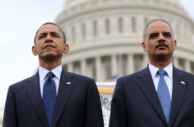 Has the Power of Community Organizing Been Gutted? Eric Holder is a Failure, What Happened?