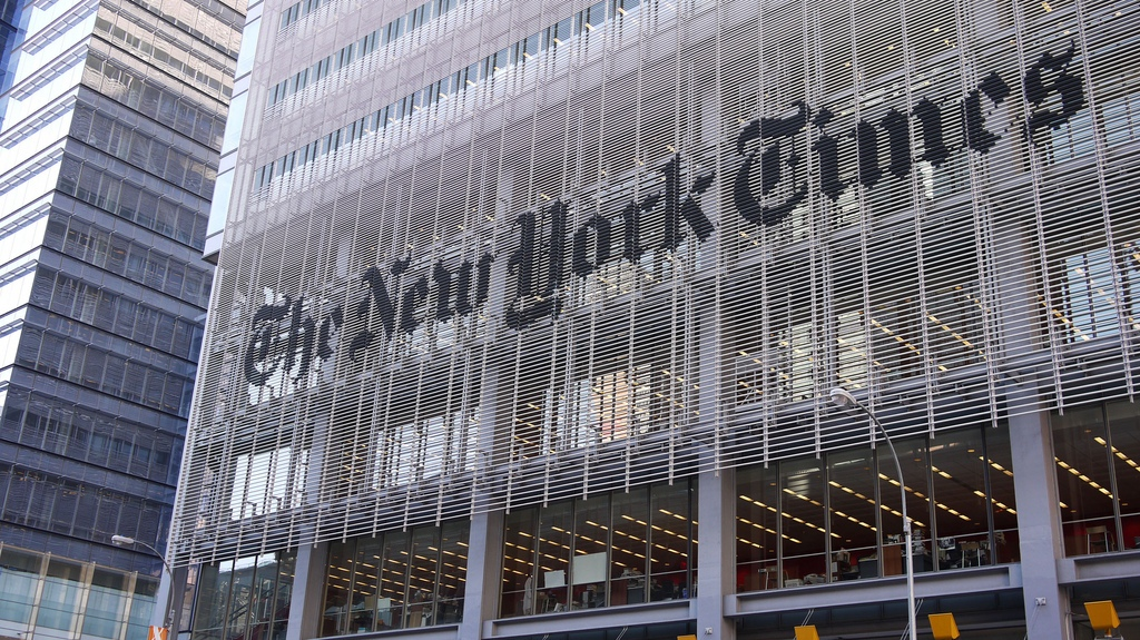 NY Times Taken to Woodshed for Claiming Iran's Nuclear Program is 'Peaceful': 'Is This an Iranian Paper?'