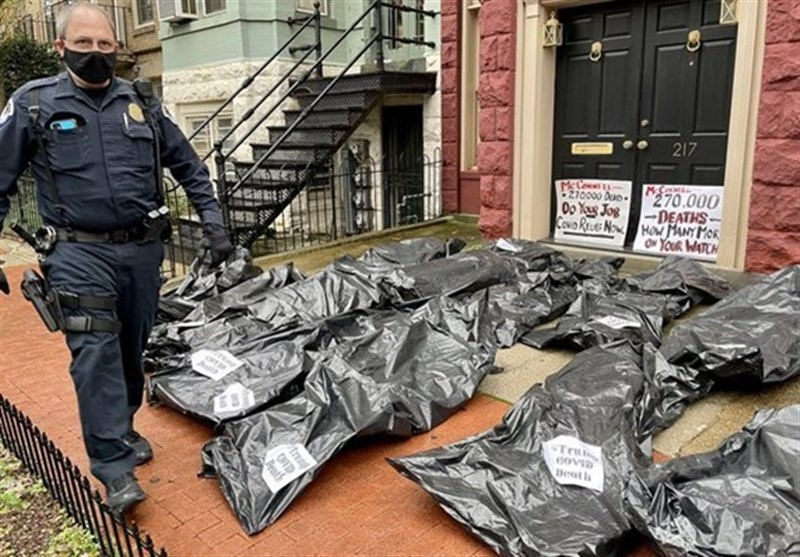 Leftist Tactics: Republicans Find Filled Body Bags and Anti-Trump Messages on Their Doorsteps