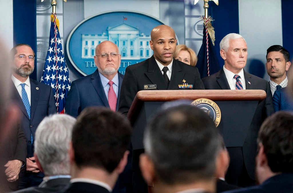 Surgeon General Dr. Jerome Adams Was Asked For Resignation By Team Biden